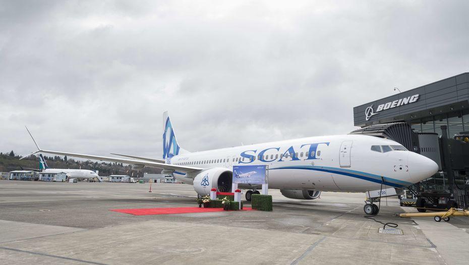 Boeing 737 MAX ұшағы