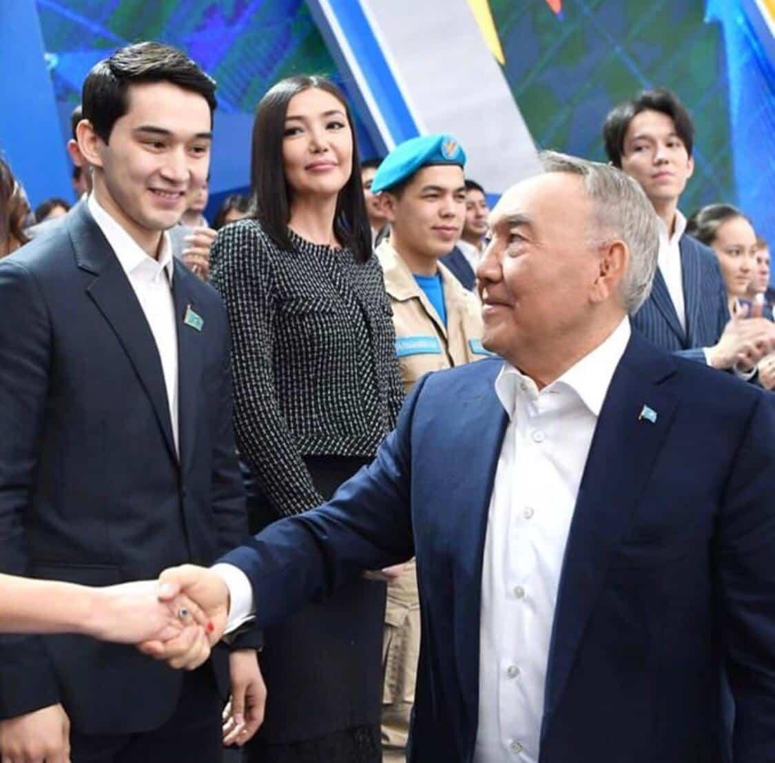 Асылхан Төлепов, Нұрсұлтан Назарбаев