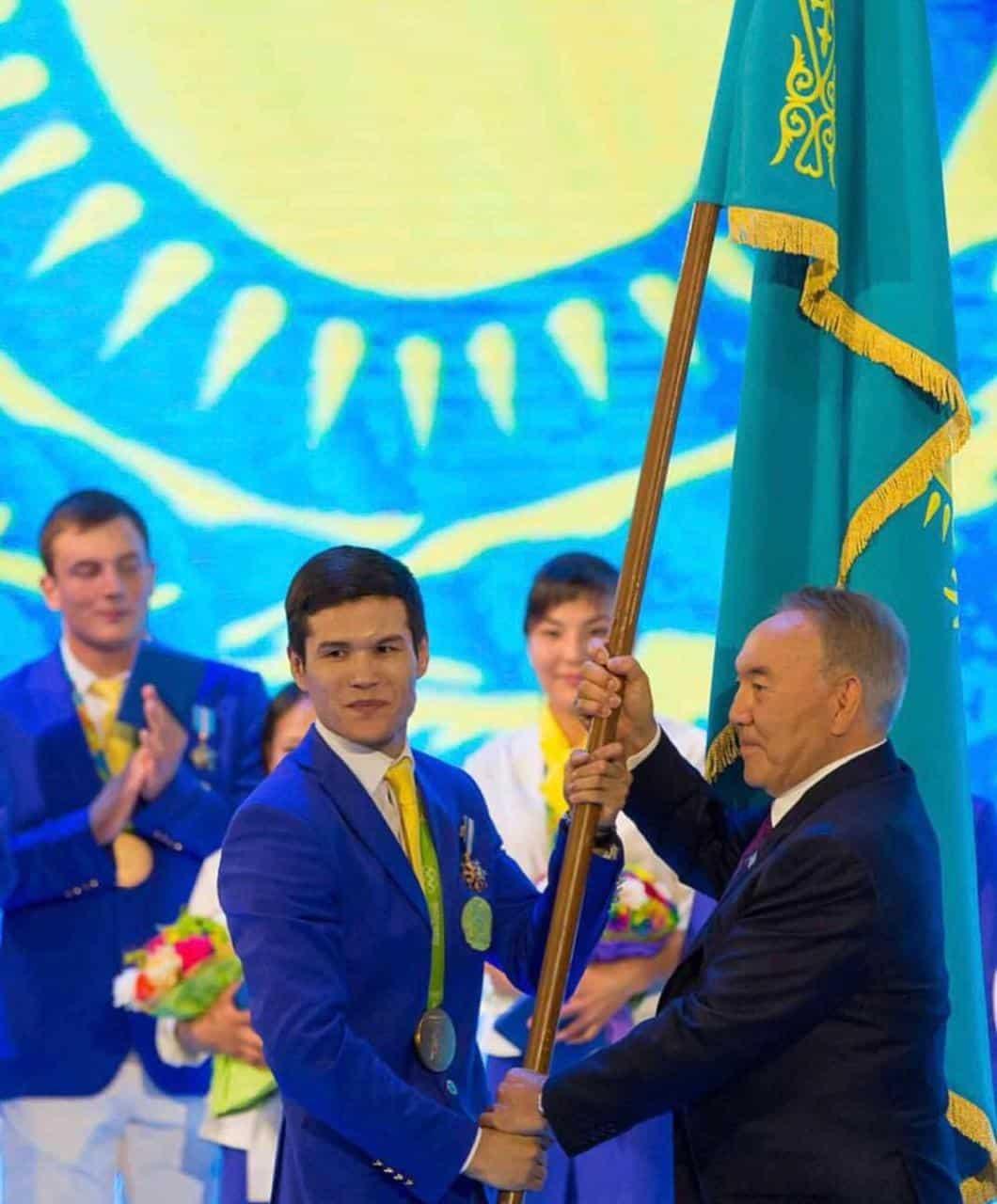 Данияр Елеусінов, Нұрсұлтан Назарбаев