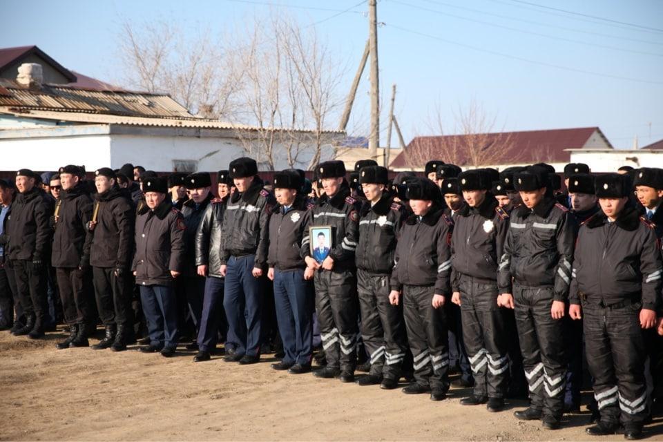 Атырау полицей