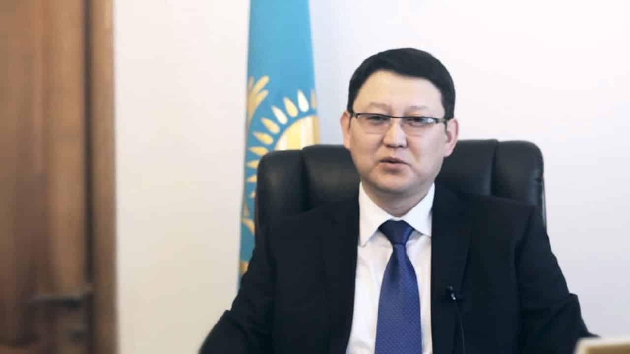 Ермек Алпысов