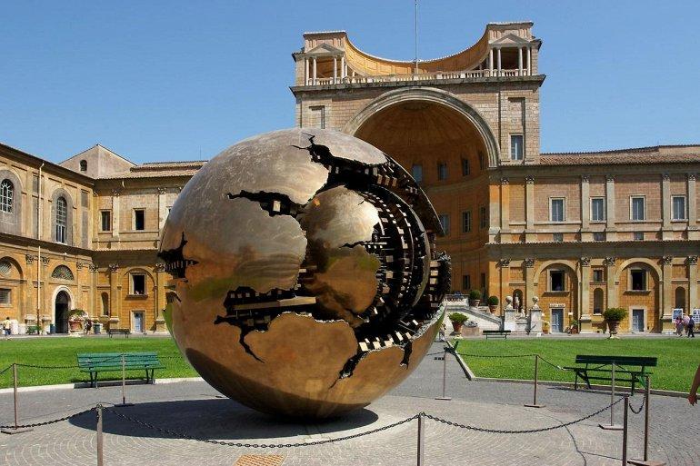Ватикан музейі