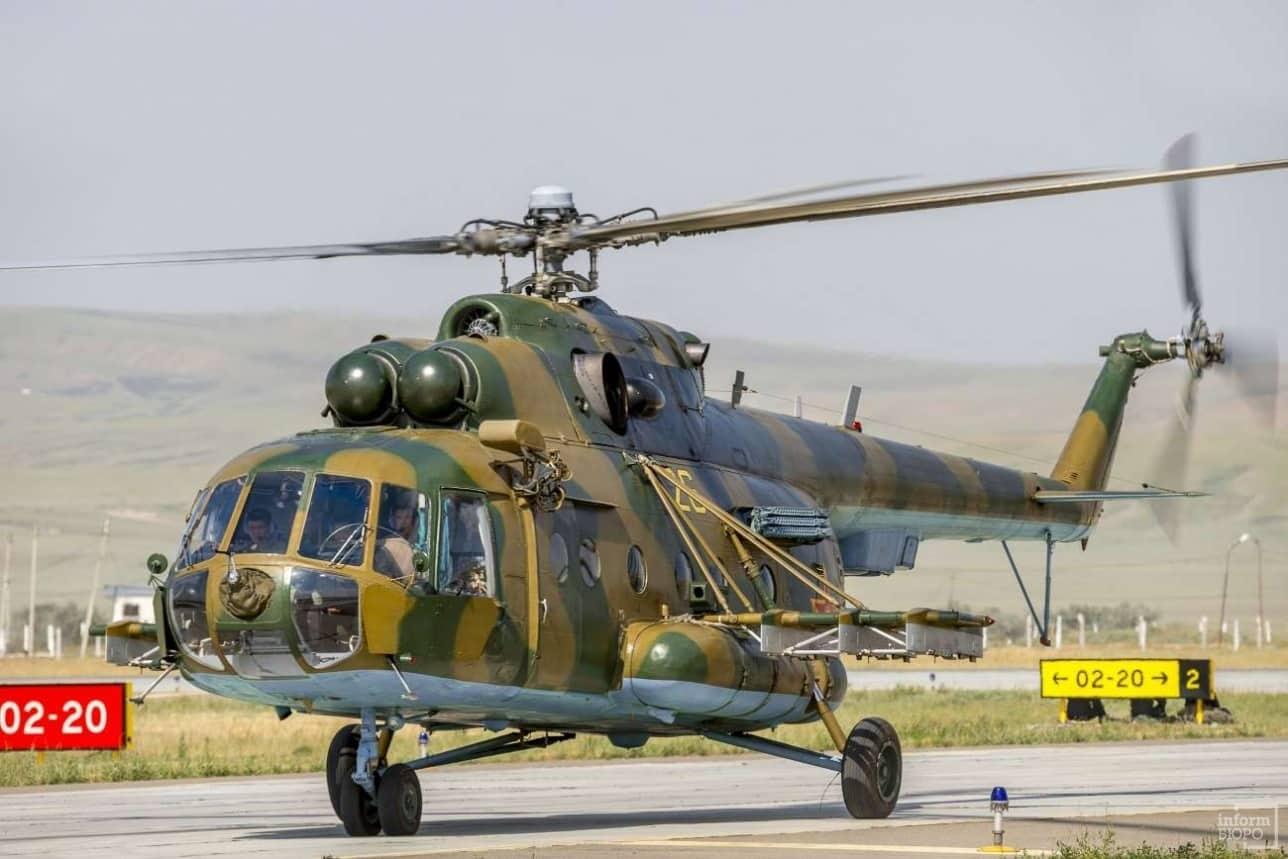 Ми-8 тікұшағы