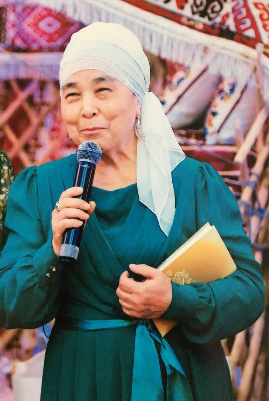 Жақсыгүл Қалжанова. Фото жеке архивінен
