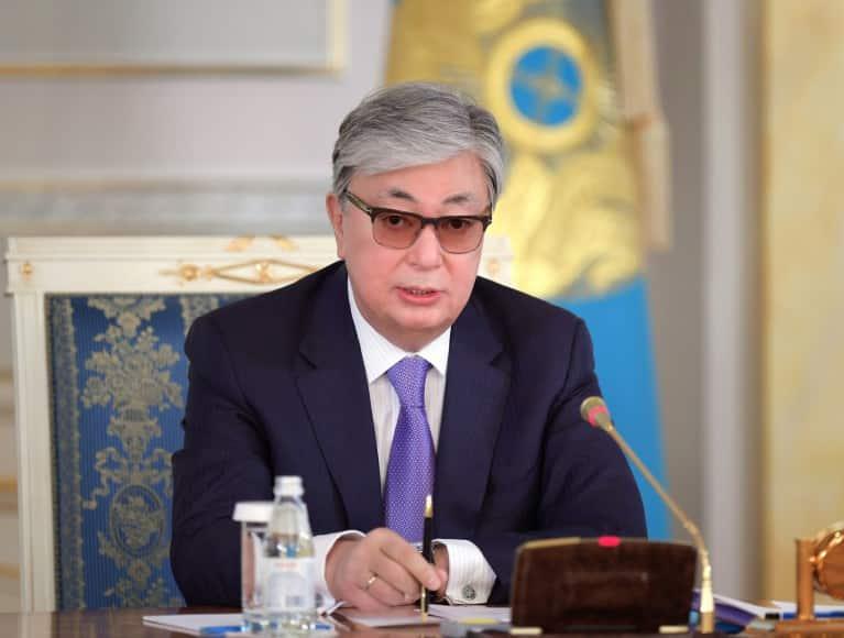 Қасым-Жомарт Тоқаев. Фото: Аkorda.kz