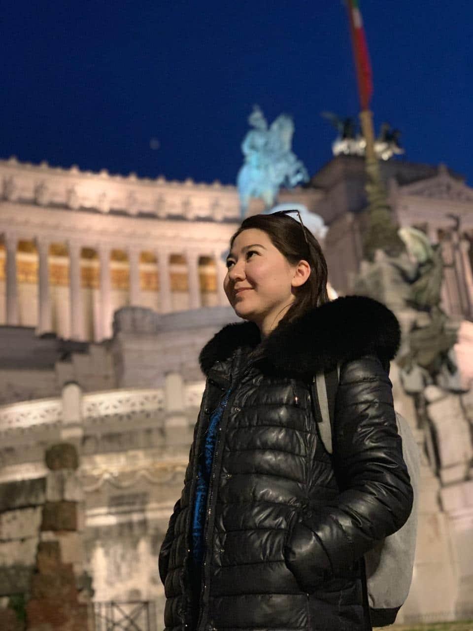 Рим, Витториано монументі