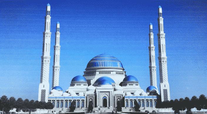 Астананың бас мешіті