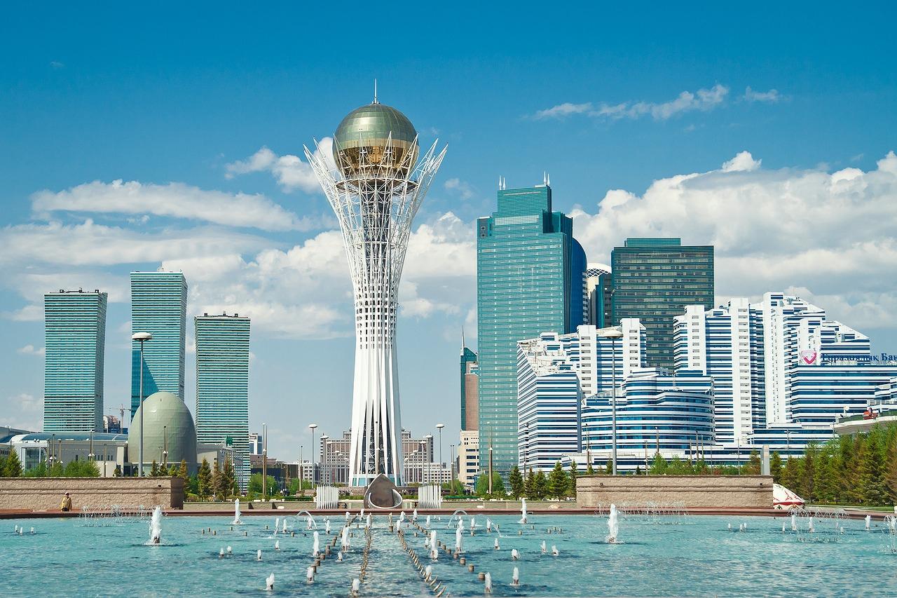 Астана. Нұр-Сұлтан