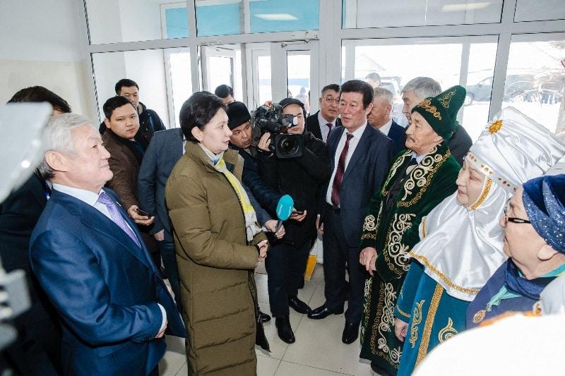 Премьер-министрдің орынбасары Батыс Қазақстан облысында болды.