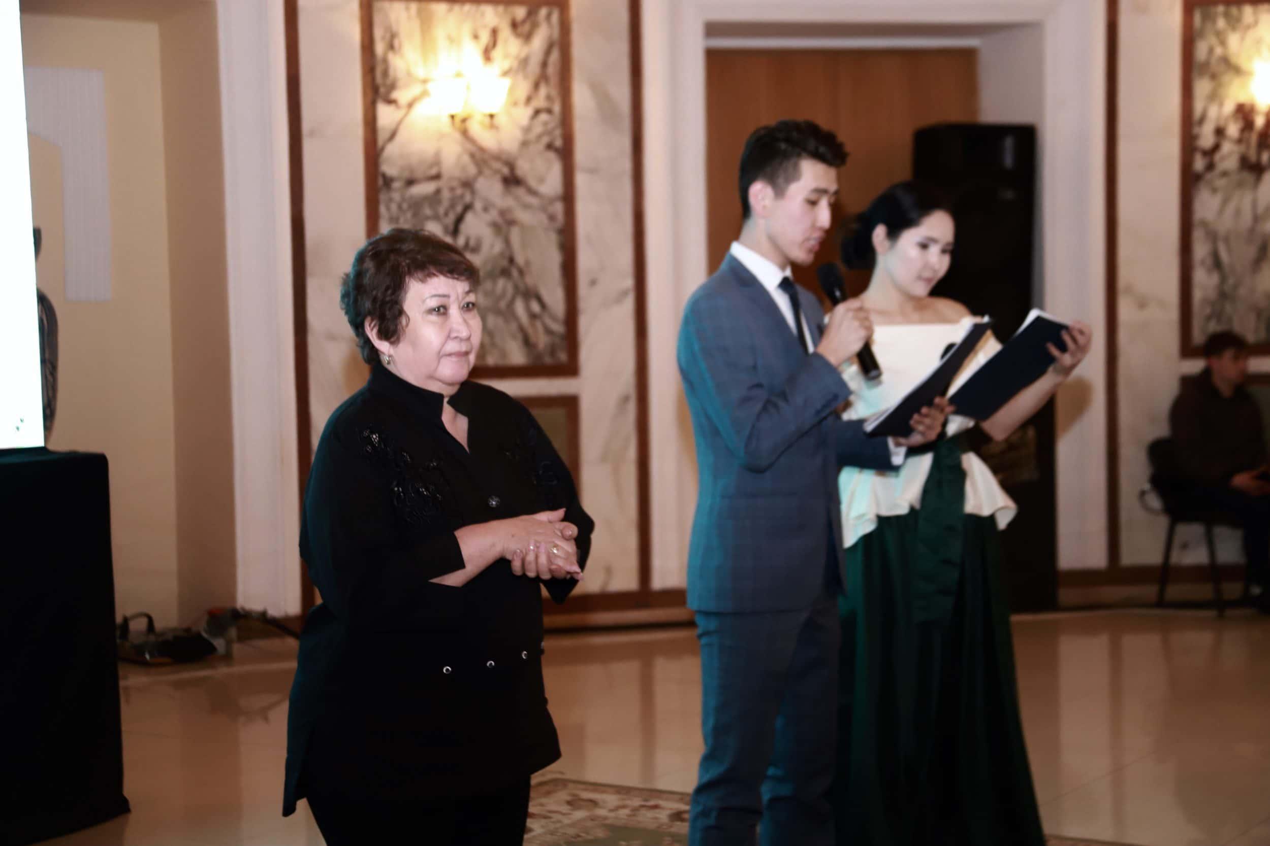 Бақыт Әлібаева