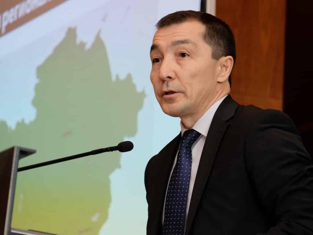 Жанат Құрманов