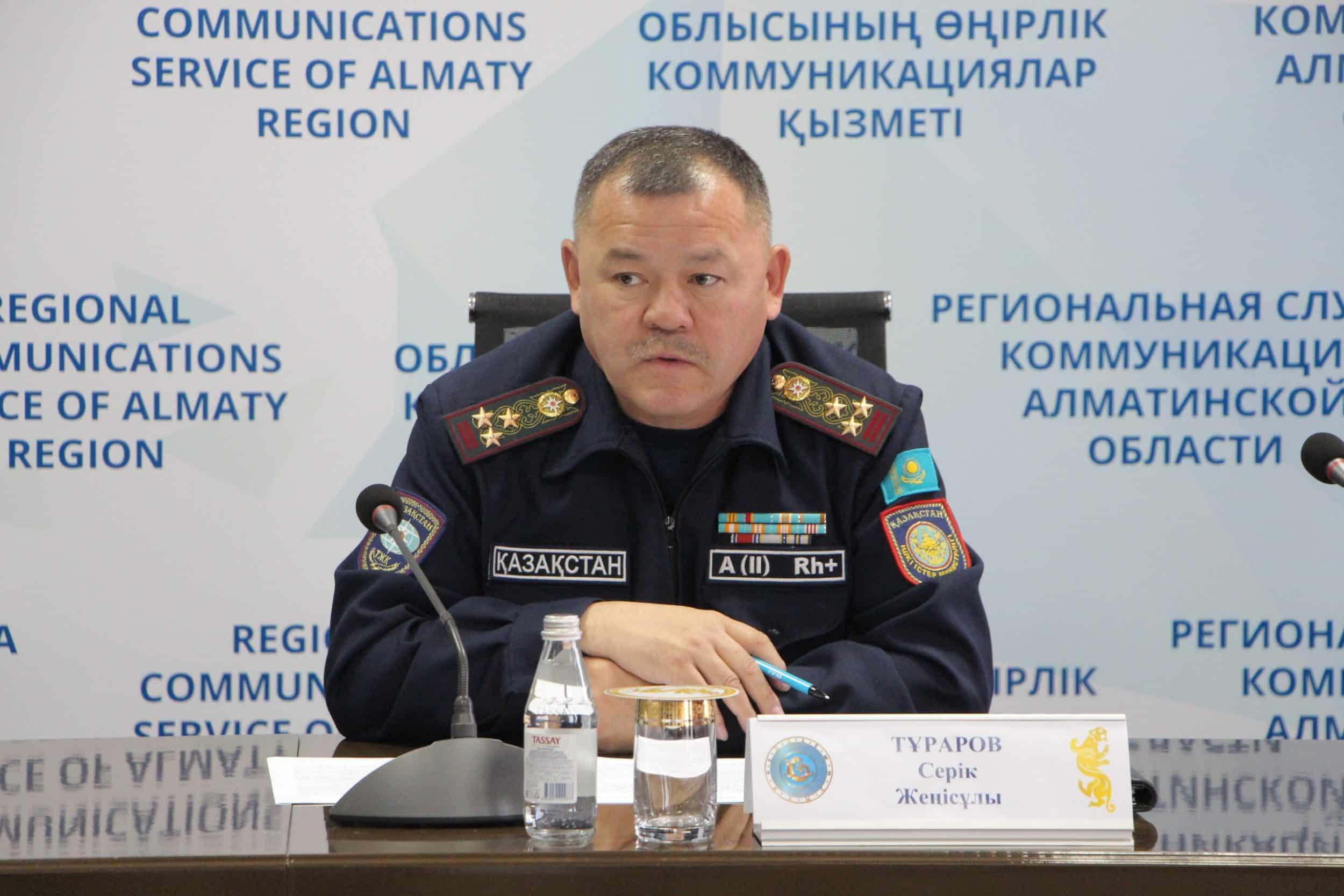 Серік Тұраров