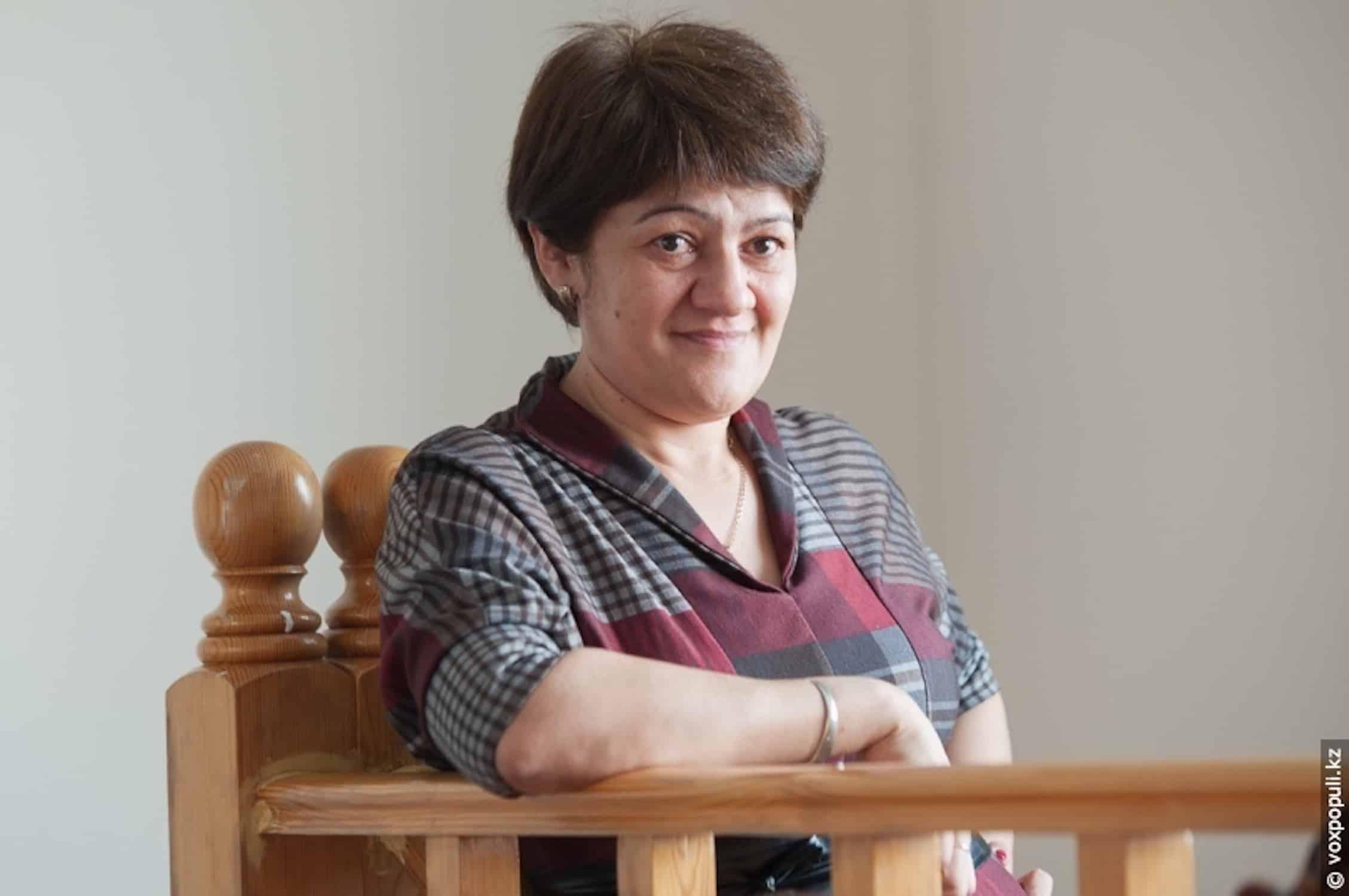 Аминат Джаппуева