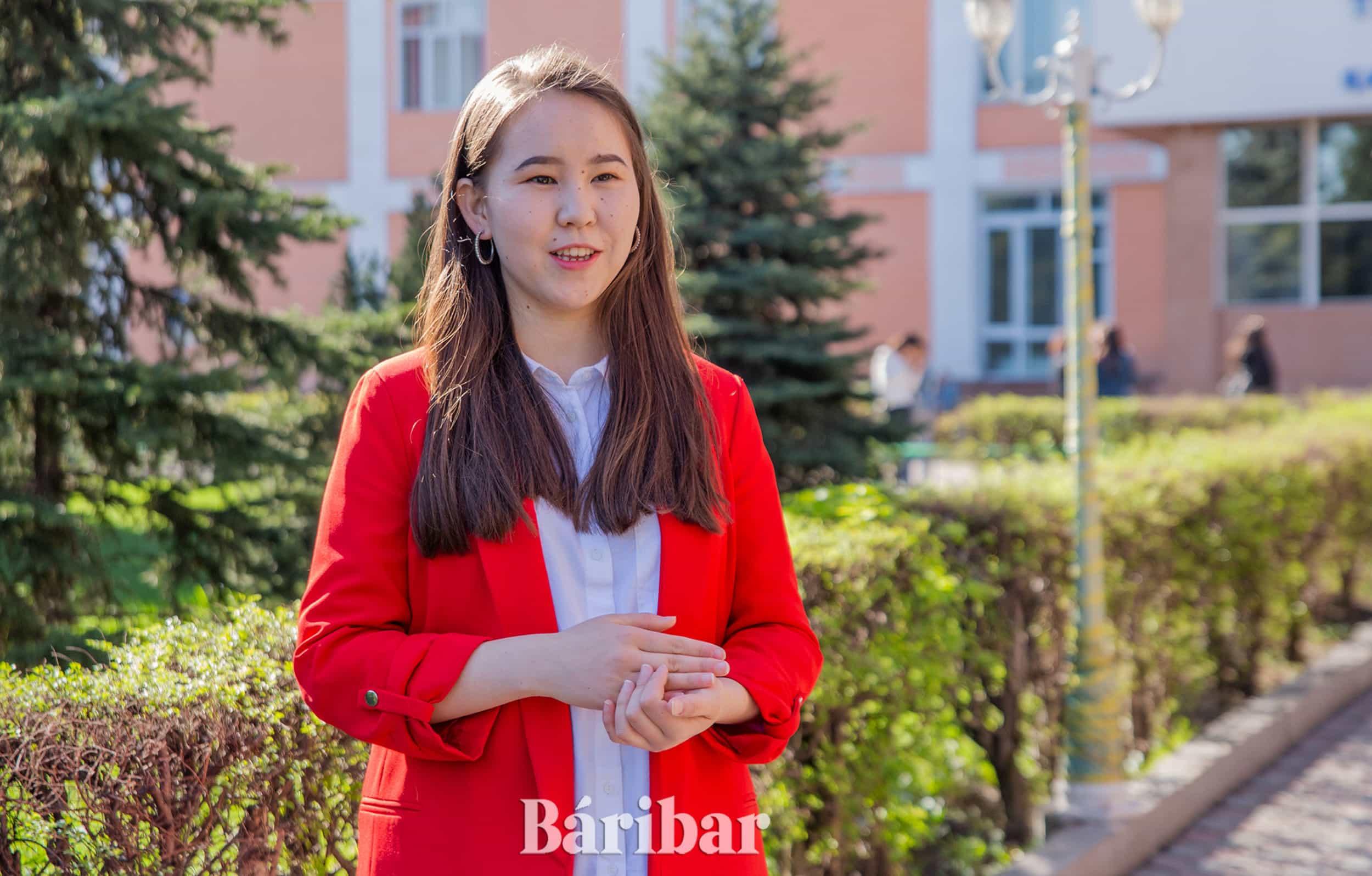 Жансая Ұзақбаева