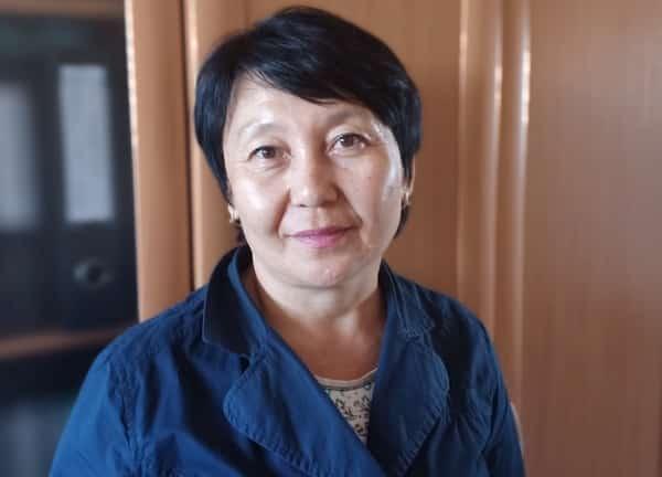 Айнагүл Қуатбаева
