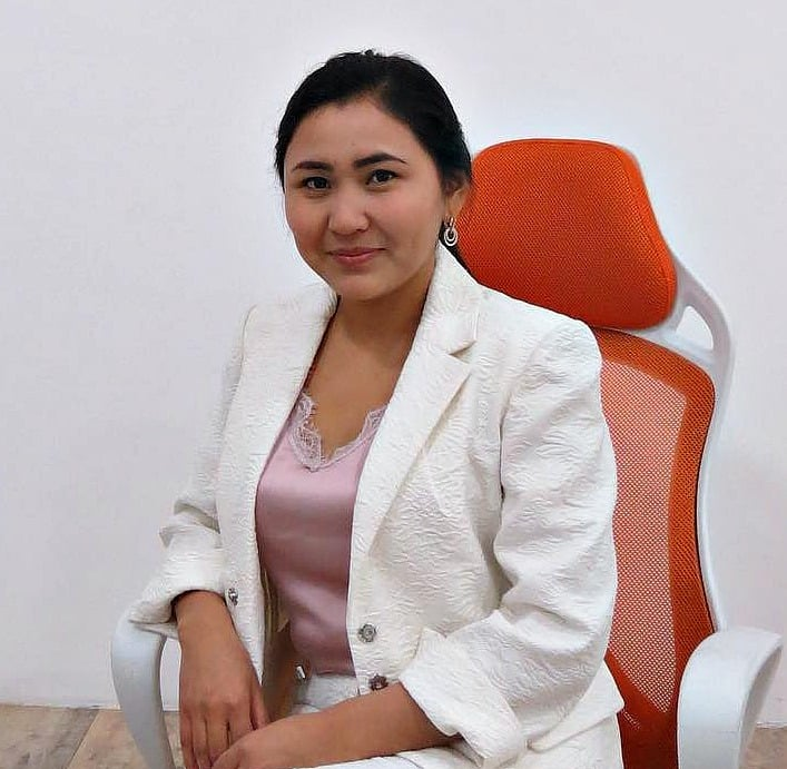 Психолог Аида Өтемісова