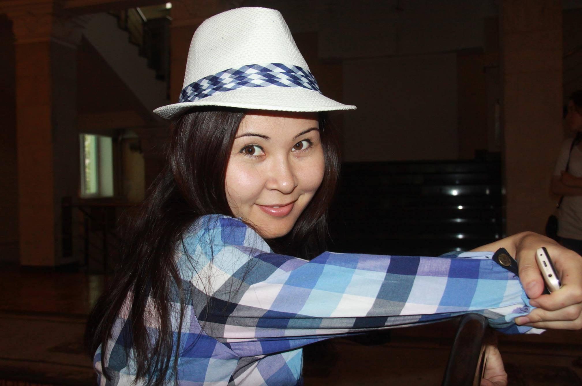 Жадыра Нармаханова