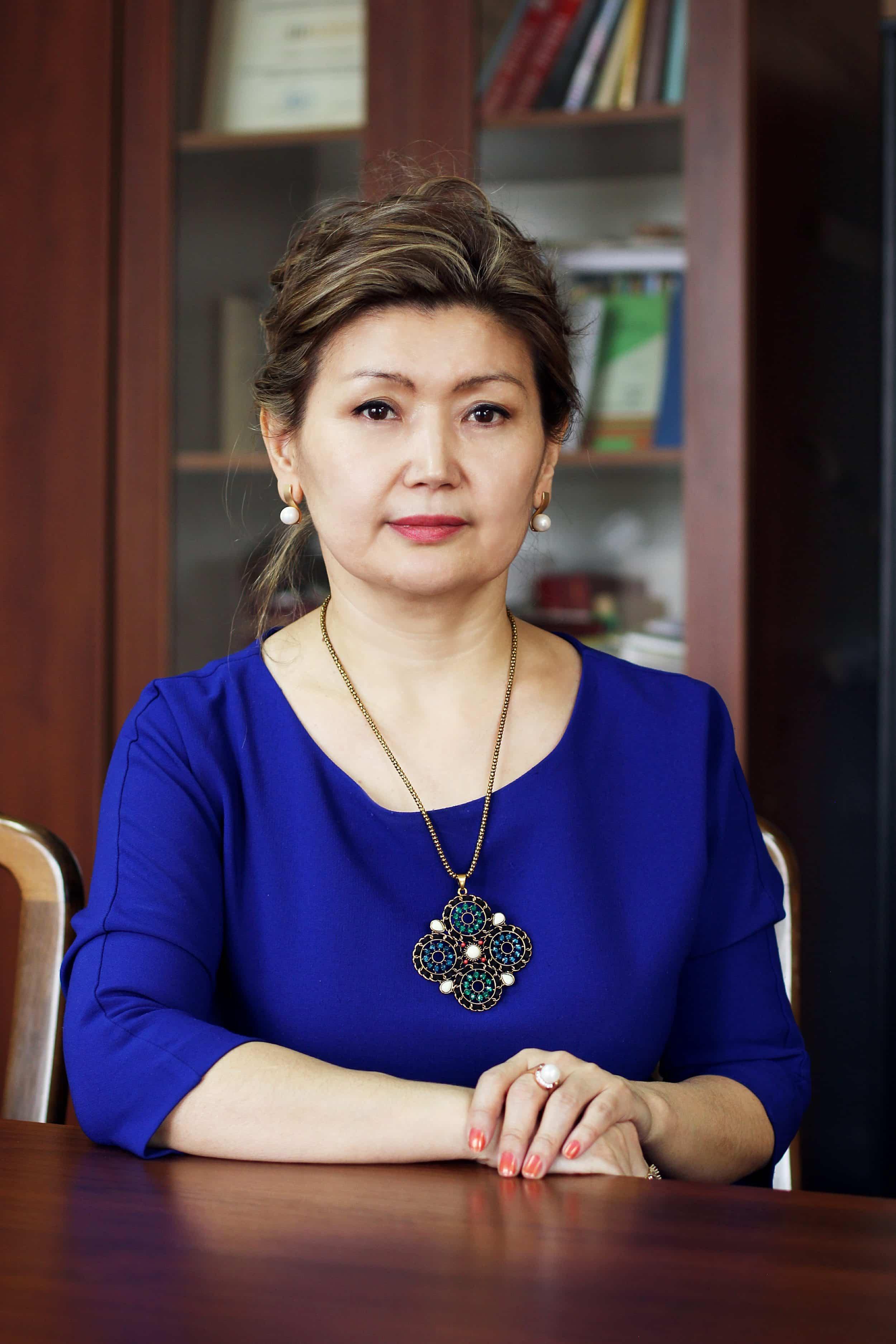 Майгүл Қайнарбаева