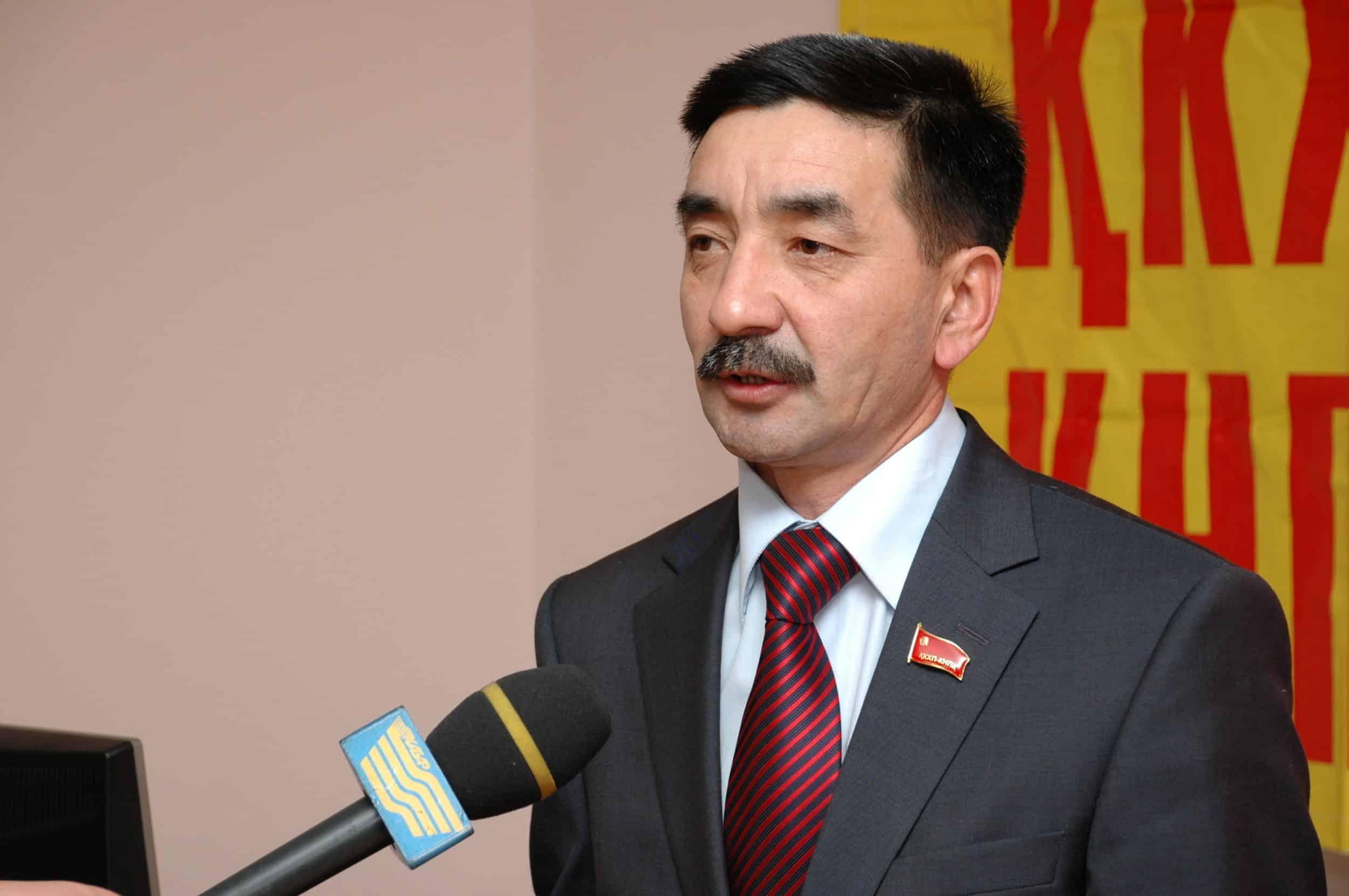 Жамбыл Ахметбеков