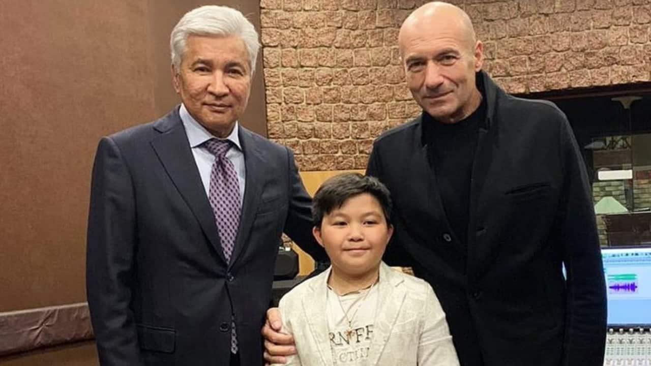 Ержан Максим, Игорь Крутой, Иманғали Тасмағамбетов
