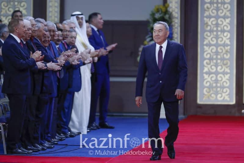 Назарбаев ұлықтау рәсімі Тоқаев