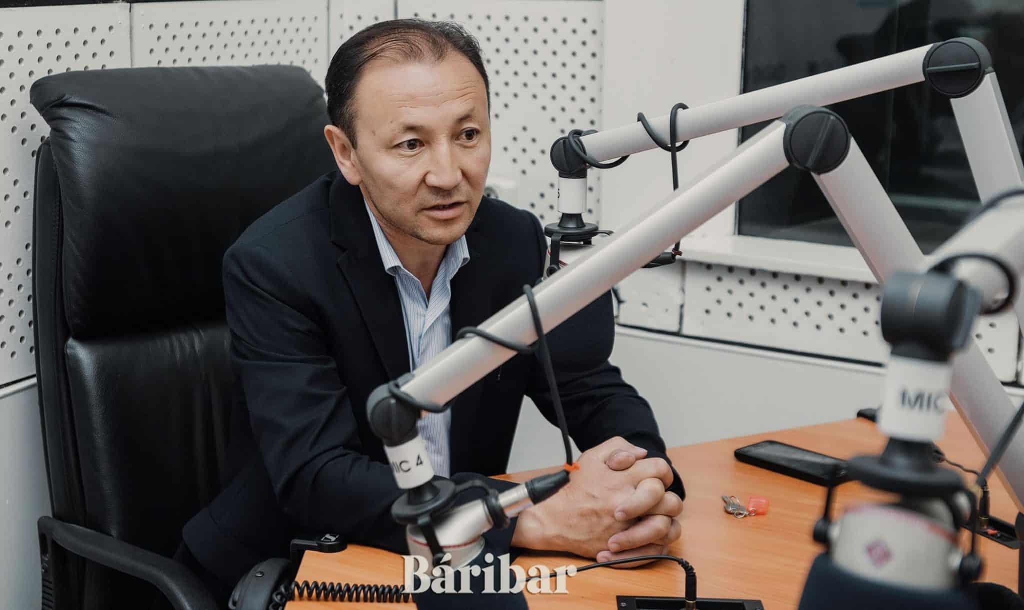 Бақыт Жағыпарұлы Қазақ радиосы