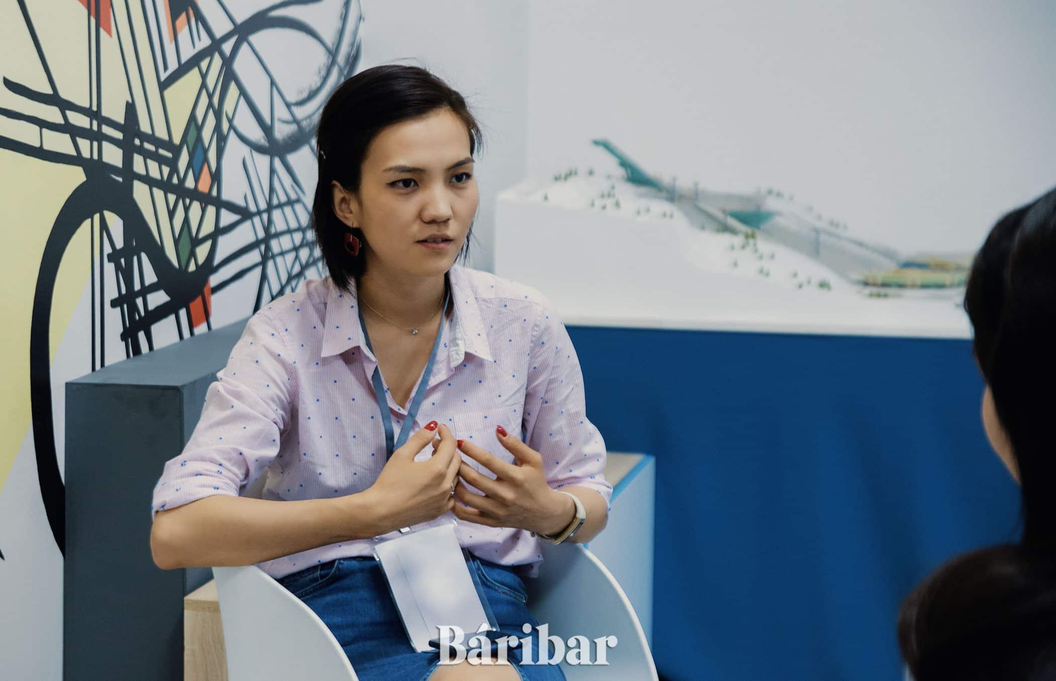 Назерке Мұндаханова