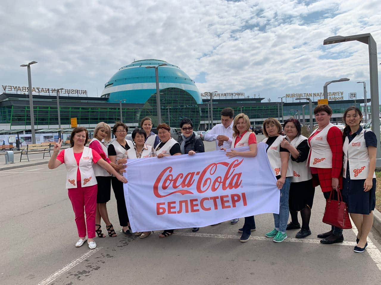 Coca Cola белестері