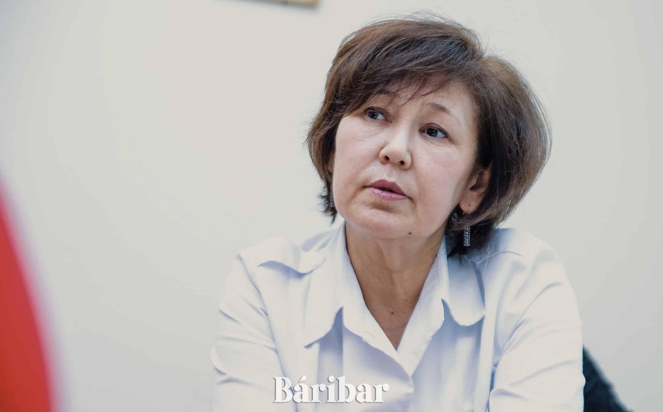Гүлнәр Қалибекова
