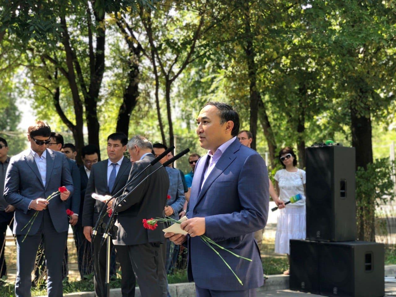 Алматы әкімінің орынбасары Ержан Бабақұмаров