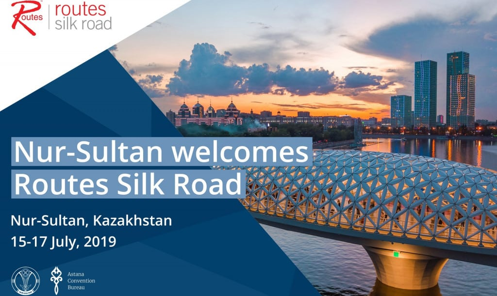 Routes Silk Road 2019