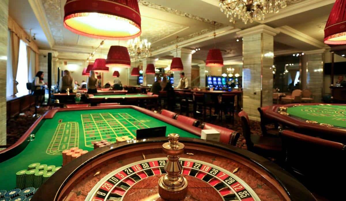 казино құмар