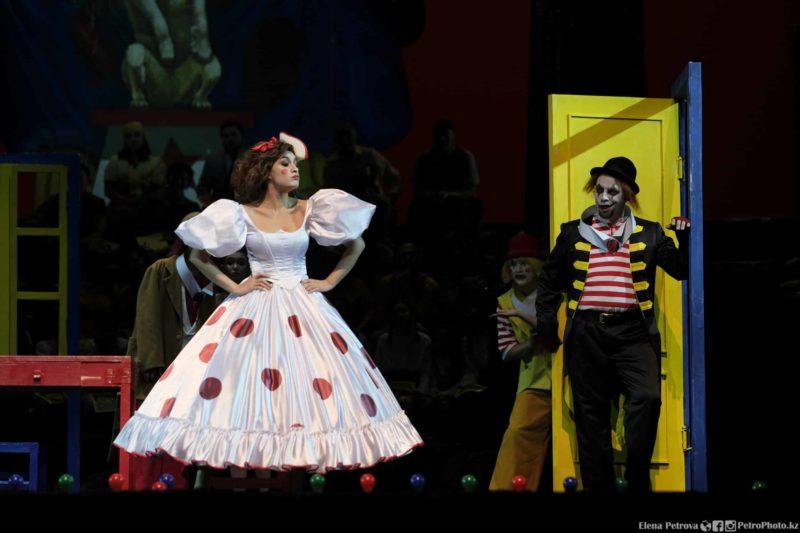 Абай атындағы ҚМАОБТ, опера және балет