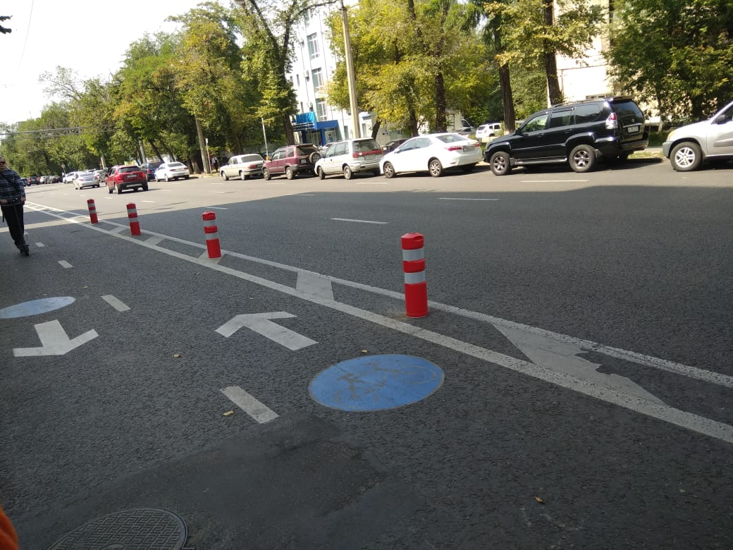 Алматыдағы веложол
