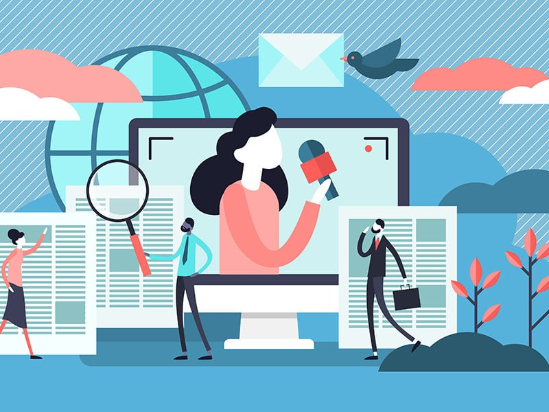 БАҚ, медиа, журналистика, баспасөз, интернет