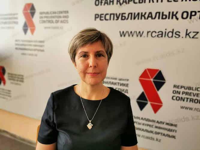 Татьяна Дәулетғалиева