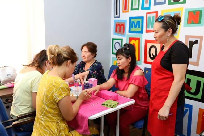 Алматыдағы кәсіпкерлік