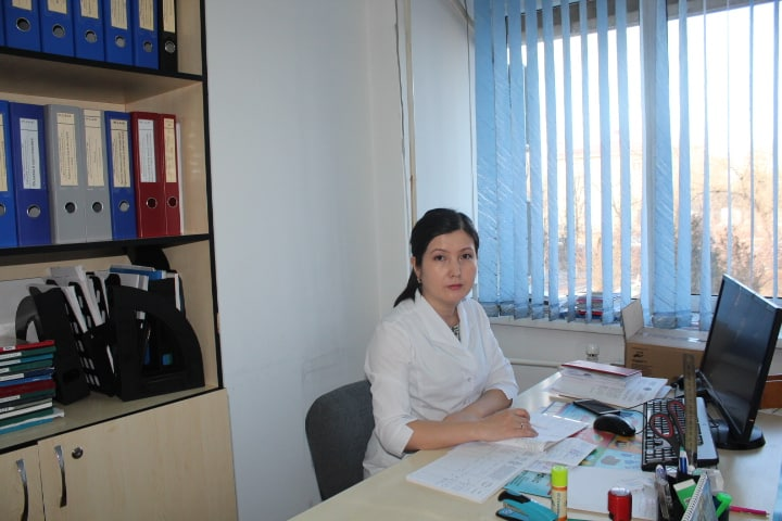 Баян Жүсіпова