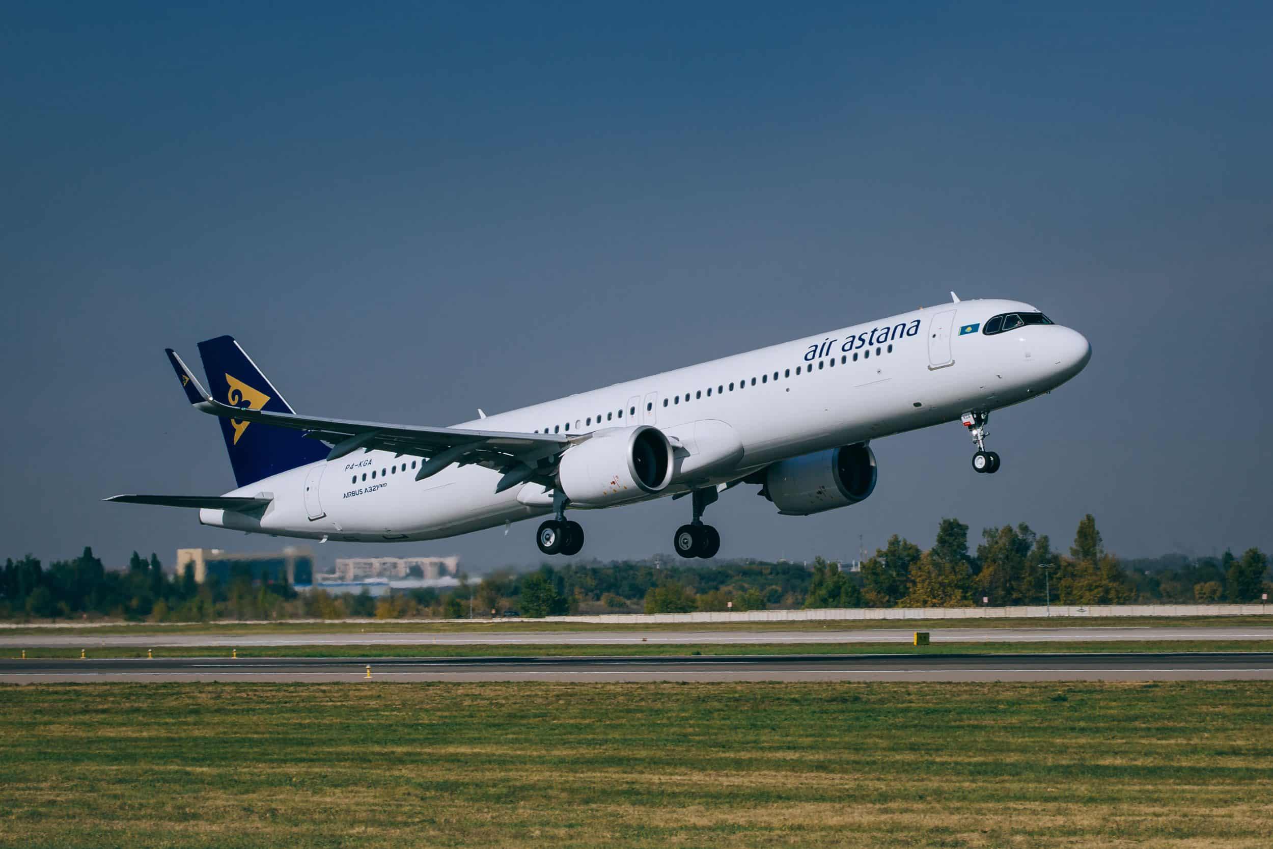 Air Atana, A321 LR ұшағы