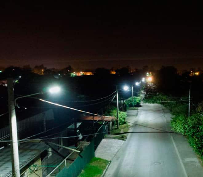 Алматы, жарық