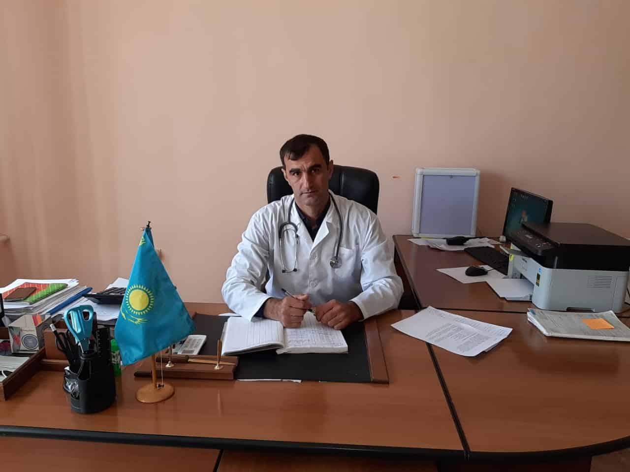 Мехти Сабиров