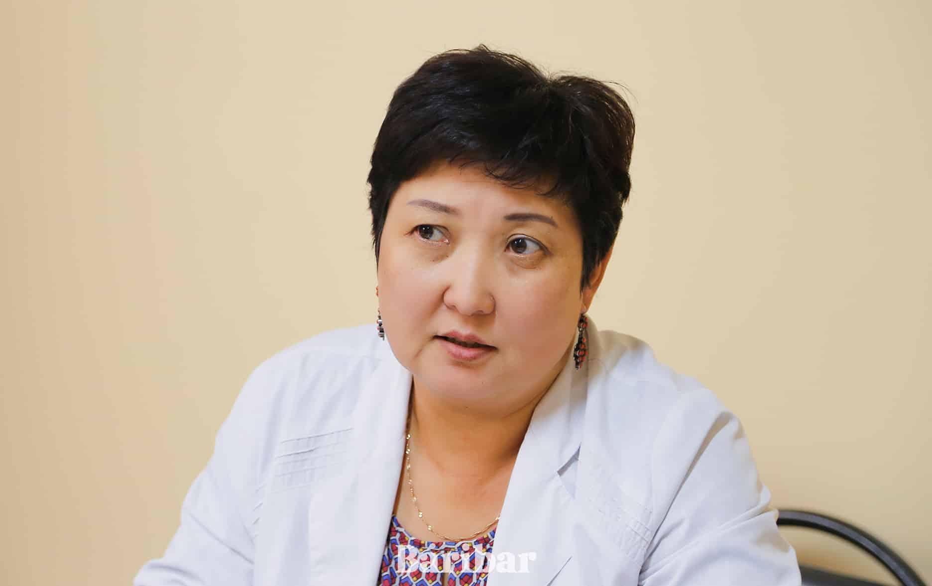 Тоғжан Әлиева.