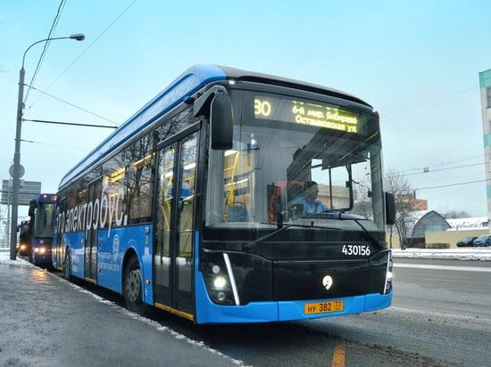 Нұр-Сұлтан, электробус