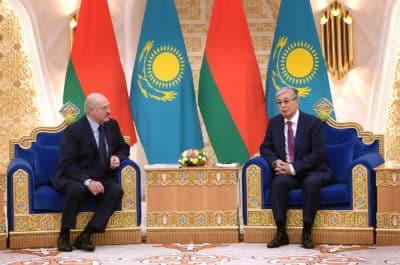 Қасым-Жомарт Тоқаев, Александр Лукашенко