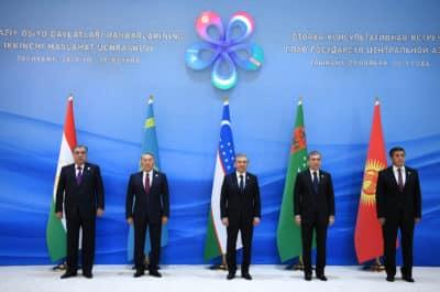 Ташкент, Орталық Азия саммиті