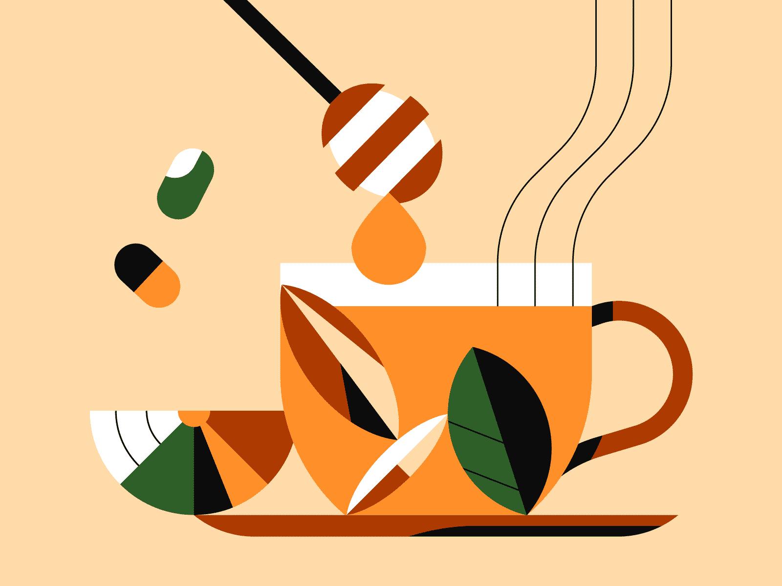 Шай мен кофе