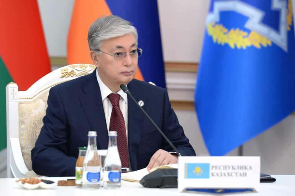 Қасым-Жомарт Тоқаев, ҰҚШҰ