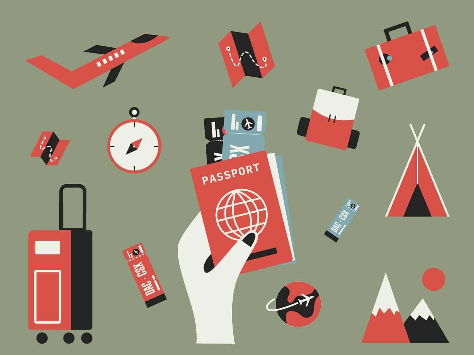 Төлқұжат, паспорт, азаматтық