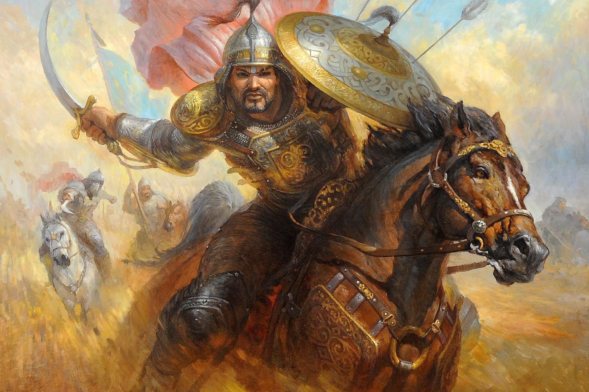 Едіге батыр, Алтын Орда