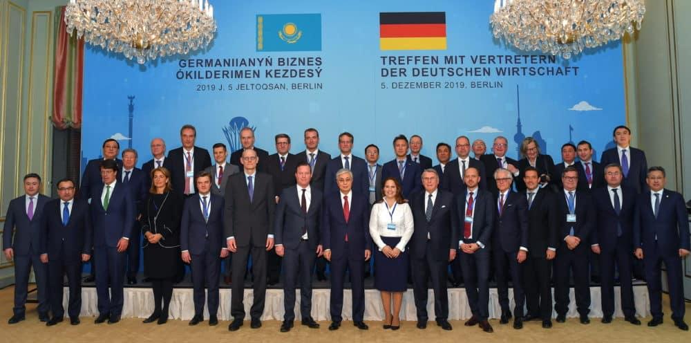 Германия бизнесмендері